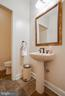 Large Main level Powder Room - 15052 BANKFIELD DR, WATERFORD