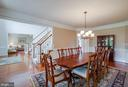 Comfortably holds an 8 person table as well - 15052 BANKFIELD DR, WATERFORD