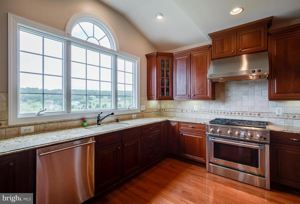 Stainless steel appliances throughout - 15052 BANKFIELD DR, WATERFORD