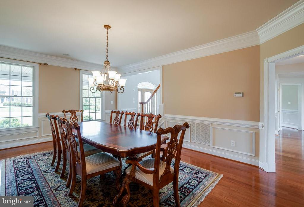 Formal Dining - 15052 BANKFIELD DR, WATERFORD