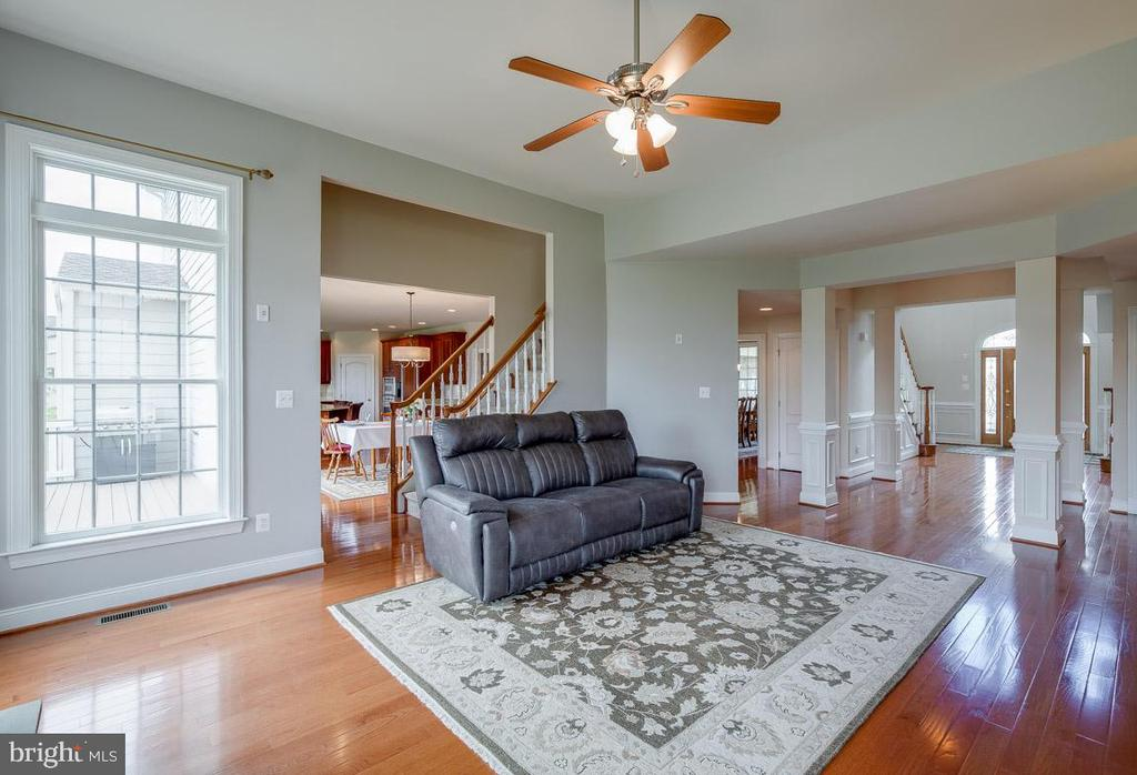 Family Room - 15052 BANKFIELD DR, WATERFORD