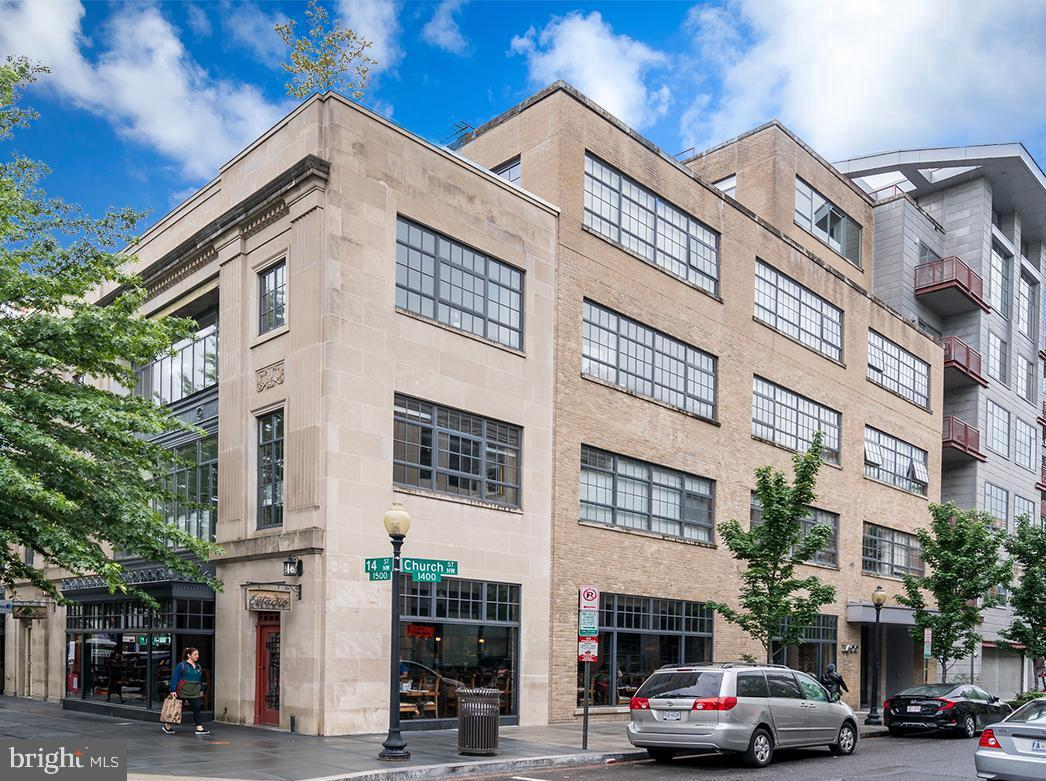 Single Family for Sale at 1400 Church St NW #301 1400 Church St NW #301 Washington, District Of Columbia 20005 United States