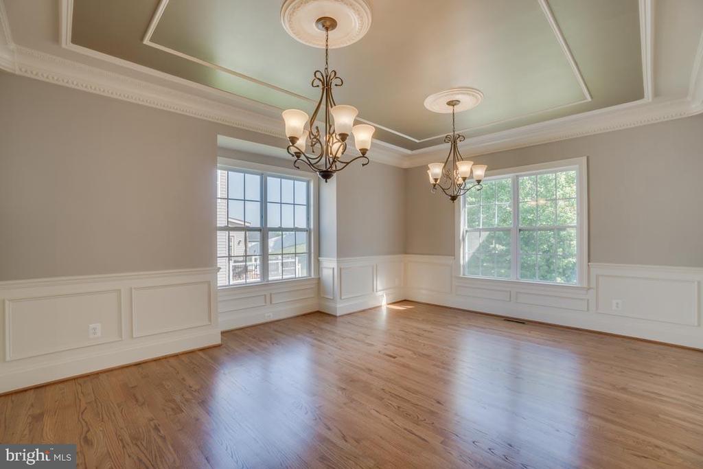 Formal dining room - 18460 KERILL RD, TRIANGLE