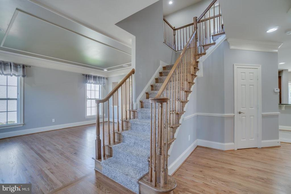 New Carpet throughout - 18460 KERILL RD, TRIANGLE