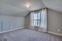 Top floor bedroom - 18460 KERILL RD, TRIANGLE