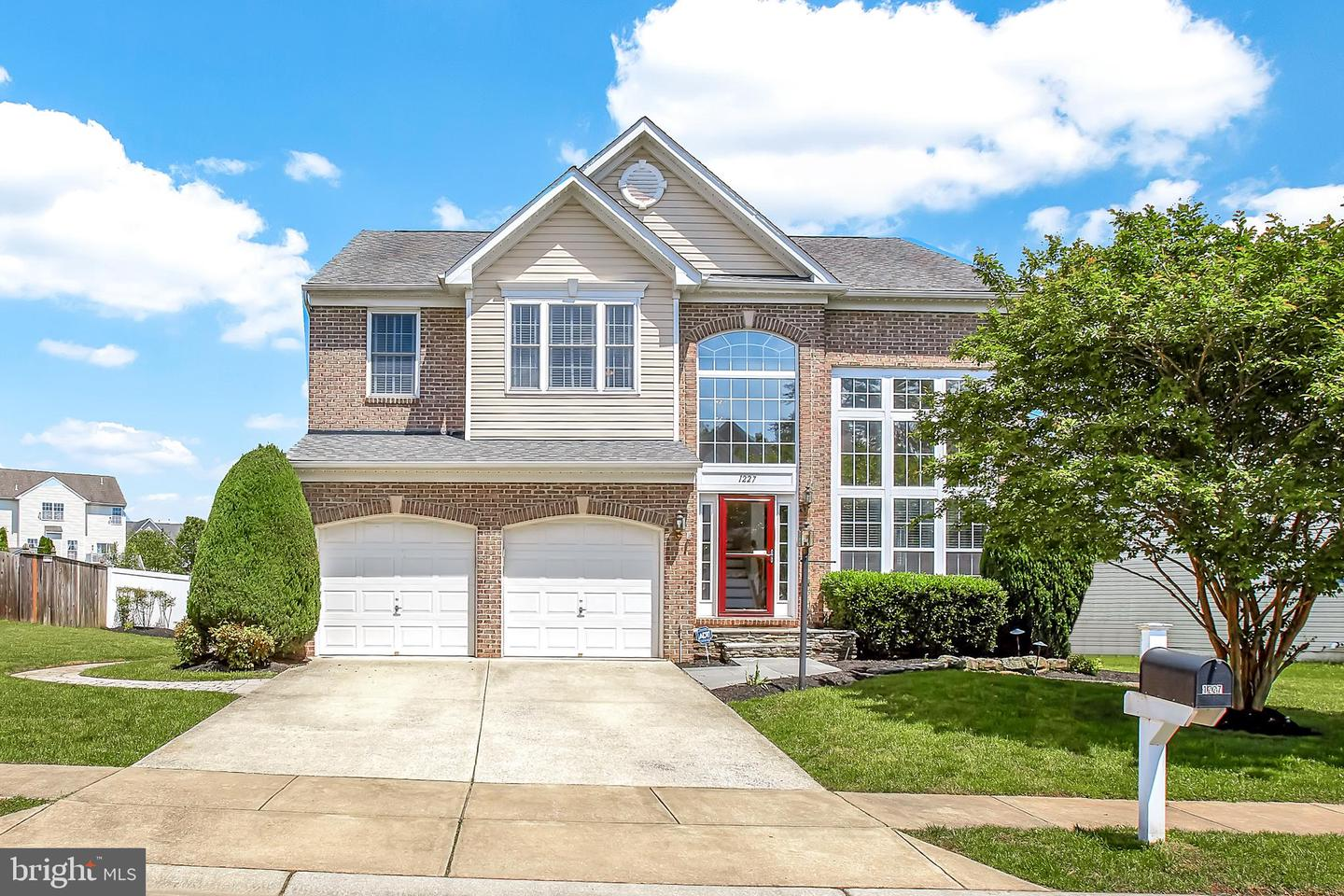 1227 COLONIAL PARK DRIVE, SEVERN, Maryland