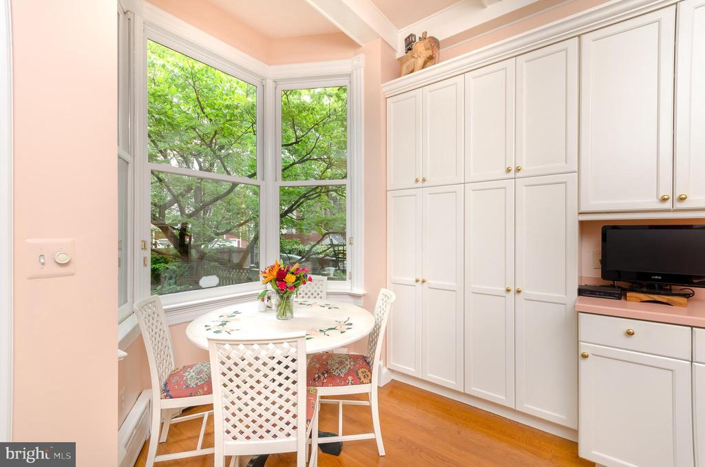 Kitchen with table space - 708 A ST NE, WASHINGTON