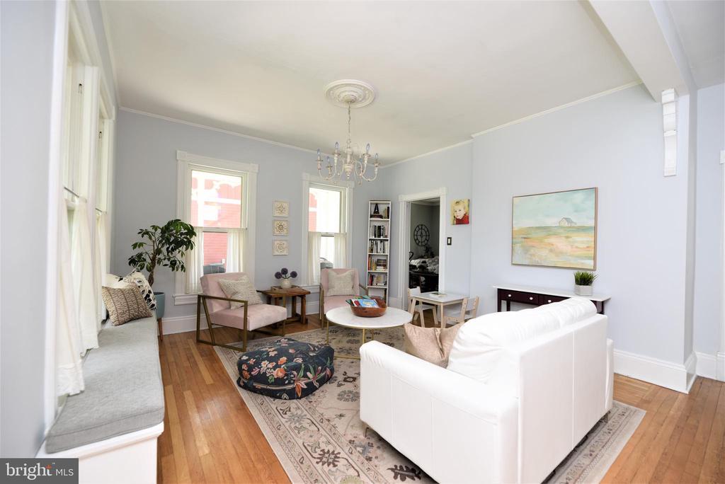 Living Room - 765 MONROE ST, HERNDON