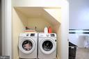 Upper-Level Laundry Area - 765 MONROE ST, HERNDON