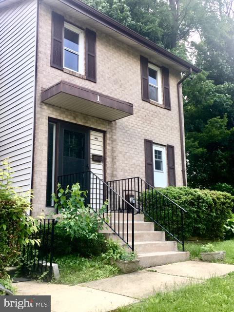 Exterior View - 1 DAIMLER DR #81, CAPITOL HEIGHTS