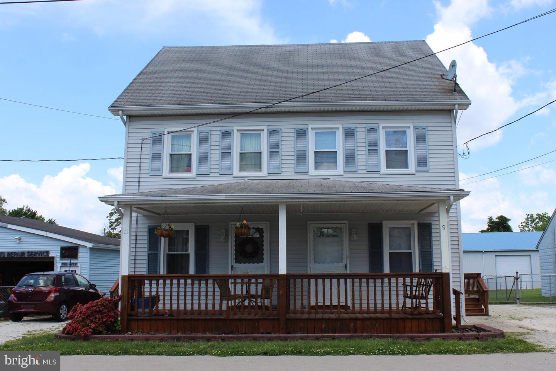 Duplex Homes para Venda às Quinton, Nova Jersey 08072 Estados Unidos