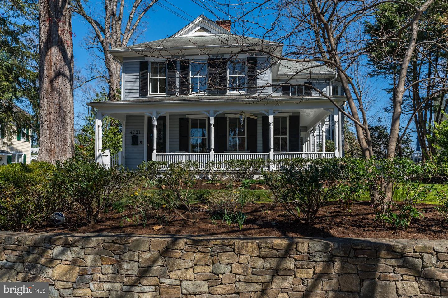 Single Family for Sale at 4721 Cumberland Ave 4721 Cumberland Ave Chevy Chase, Maryland 20815 United States