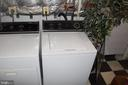 Washer & Dryer convey standard of practice