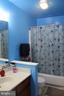 Full Bath on upper level - 31 SUGARLAND SQUARE CT, STERLING