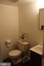 Lower Level 1/2 Bath - 31 SUGARLAND SQUARE CT, STERLING