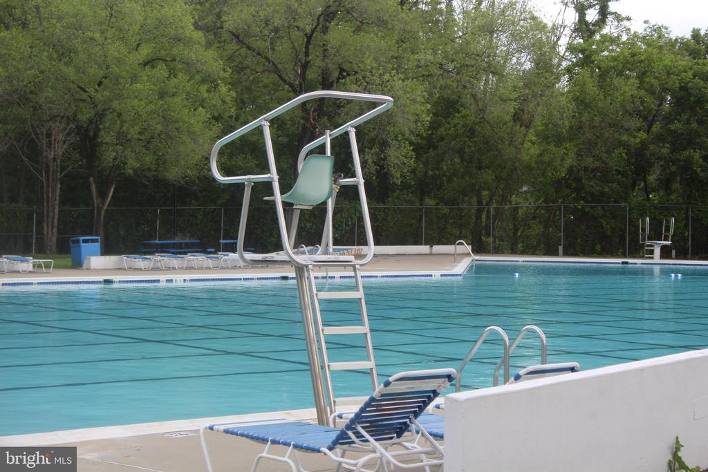 Community Pool - 31 SUGARLAND SQUARE CT, STERLING