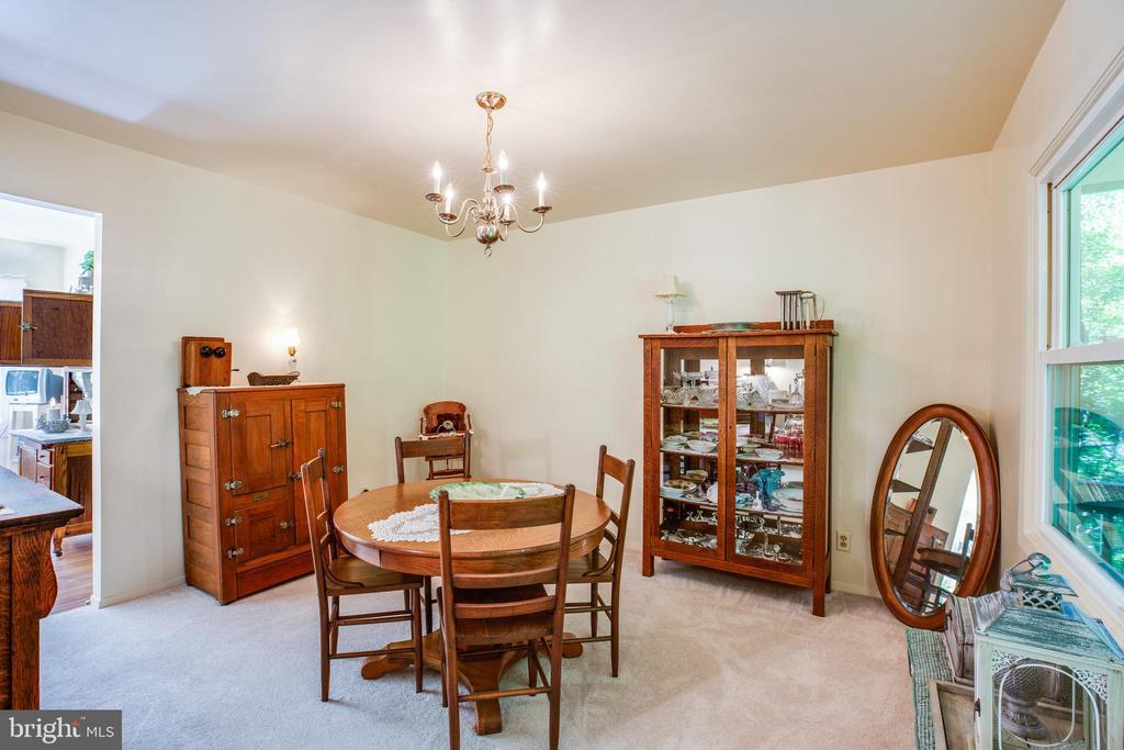 Dining Room - 807 LEELAND RD, FREDERICKSBURG