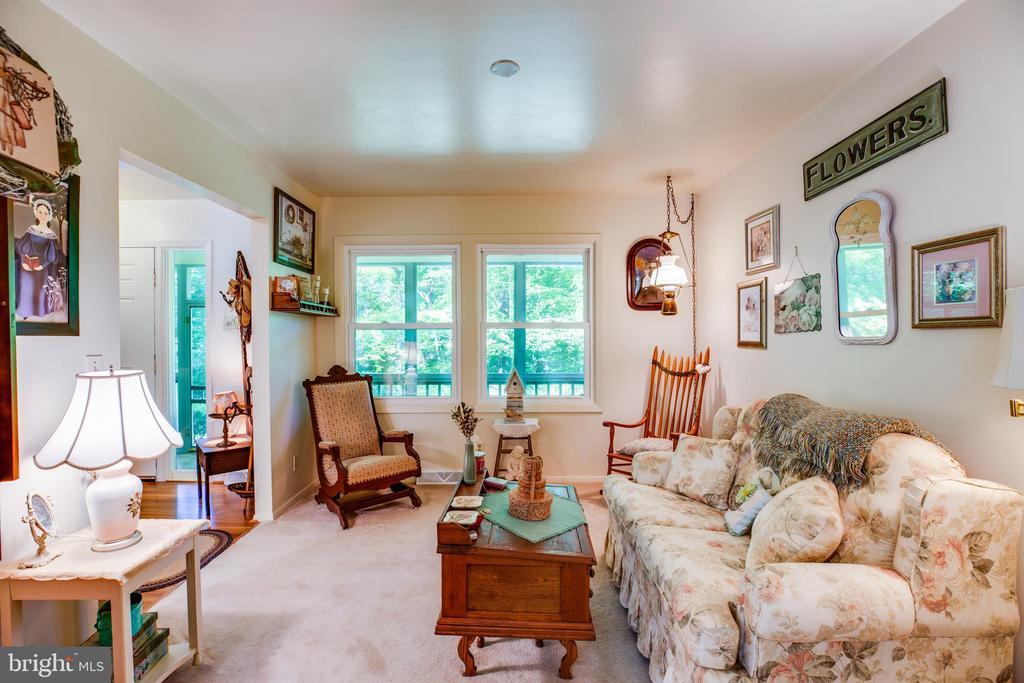 Living Room - 807 LEELAND RD, FREDERICKSBURG