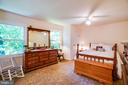 Master Bedroom - 807 LEELAND RD, FREDERICKSBURG