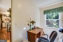 Office on Main Level - 807 LEELAND RD, FREDERICKSBURG