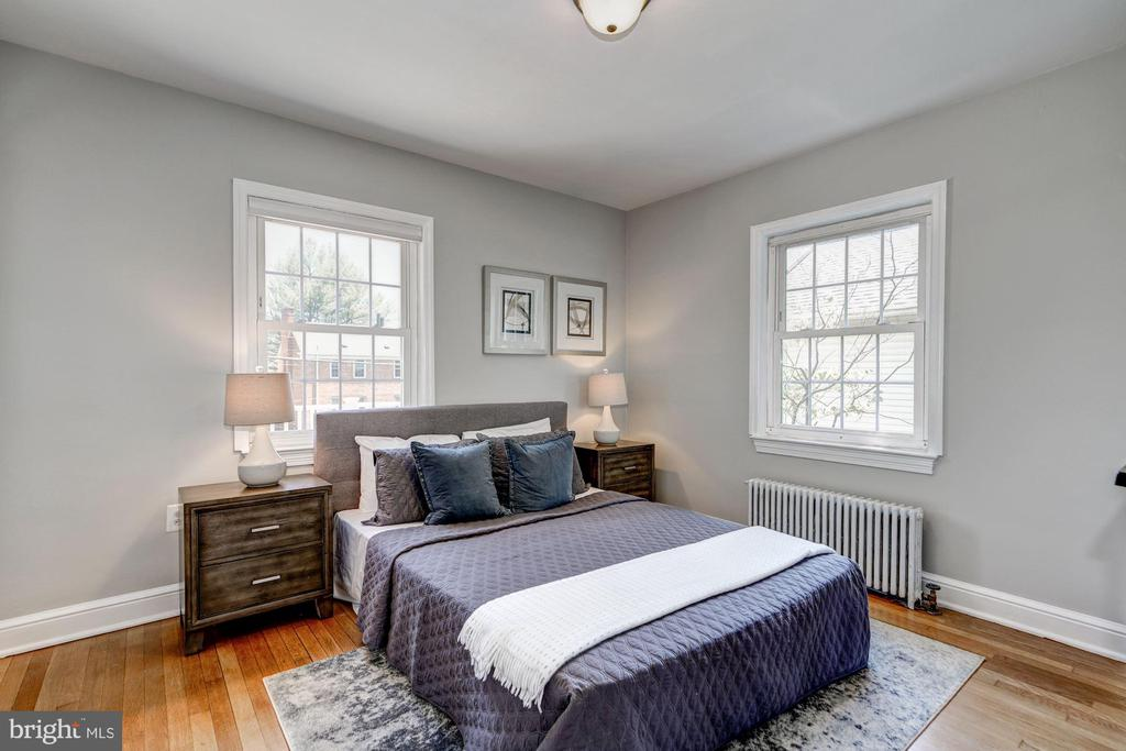 Main Level - Bedroom #4 - 27 N FENWICK ST, ARLINGTON