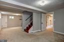 Lower Level - Family Room - 27 N FENWICK ST, ARLINGTON