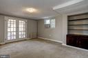 Lower Level - In-Law Suite/Au Pair Suite (BR #5) - 27 N FENWICK ST, ARLINGTON