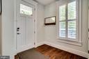 Gorgeous hardwood flooring & plantation shutters - 2007 N POLLARD ST, ARLINGTON