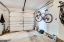 One car garage with inside access from main floor - 2007 N POLLARD ST, ARLINGTON