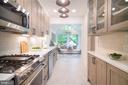 Stainless steel appliances - 3631 VAN NESS ST NW, WASHINGTON
