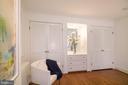 Large dressing room - 3631 VAN NESS ST NW, WASHINGTON