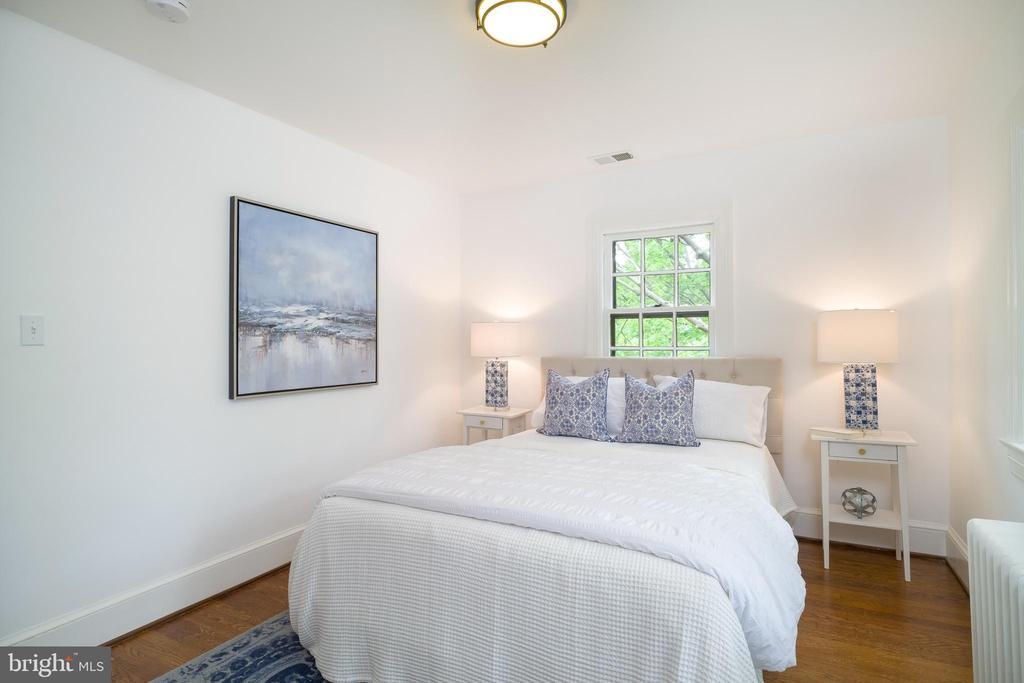 Second bedroom - 3631 VAN NESS ST NW, WASHINGTON