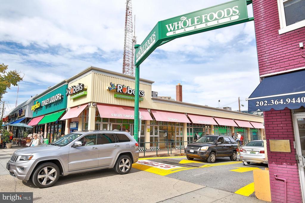 Whole Foods - 3631 VAN NESS ST NW, WASHINGTON