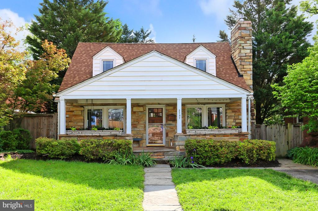 Falls Church Homes for Sale -  Price Reduced,  2757  CAMERON ROAD