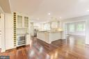 Your gourmet kitchen~truly center/heart of home - 3856 N RIXEY ST, ARLINGTON
