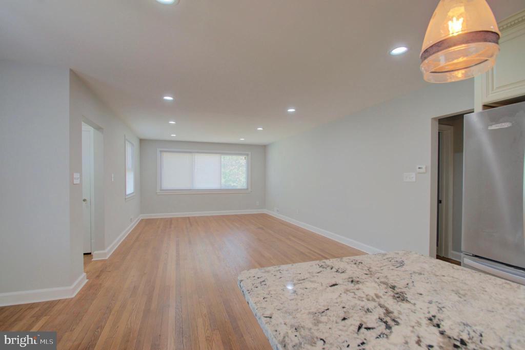 Living Room - 6107 KILMER ST, CHEVERLY