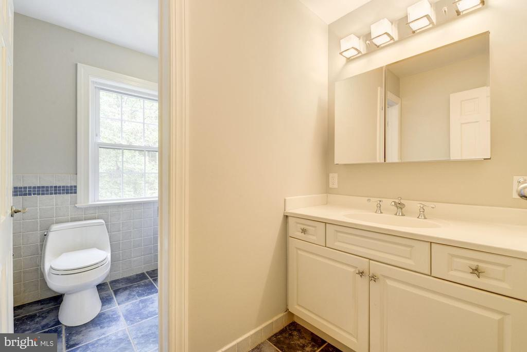 Upper full bath with separate sink/shower areas - 3856 N RIXEY ST, ARLINGTON