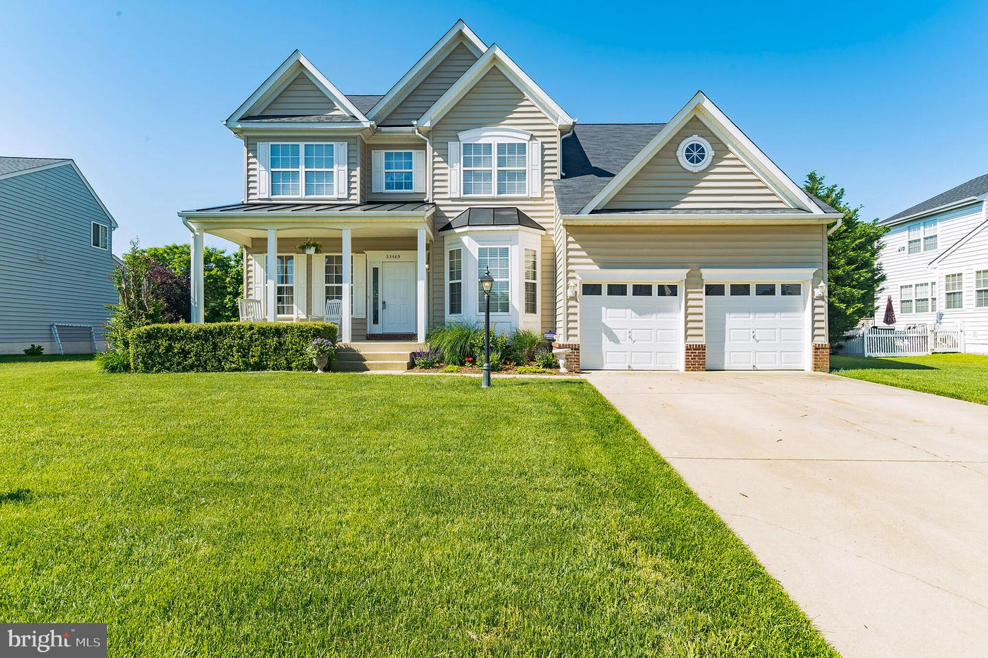 Single Family for Sale at 23589 Abraham Dr Leonardtown, Maryland 20650 United States