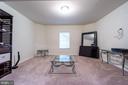5th bedroom w huge storage closet in lower level - 24496 LENAH TRAILS PL, ALDIE
