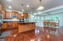 Expanded Buchanan floorplan with 3 lvl bump out - 24496 LENAH TRAILS PL, ALDIE