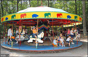 Burke Lake Park - Carousel - 7900 GREENEBROOK CT, FAIRFAX STATION