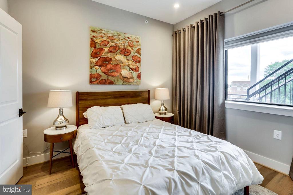 Master bedroom - 4326 GEORGIA AVE NW #402, WASHINGTON