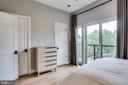Guest bedroom - 4326 GEORGIA AVE NW #402, WASHINGTON