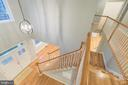 Dual Staircase - 8317 ROLLING RD, SPRINGFIELD