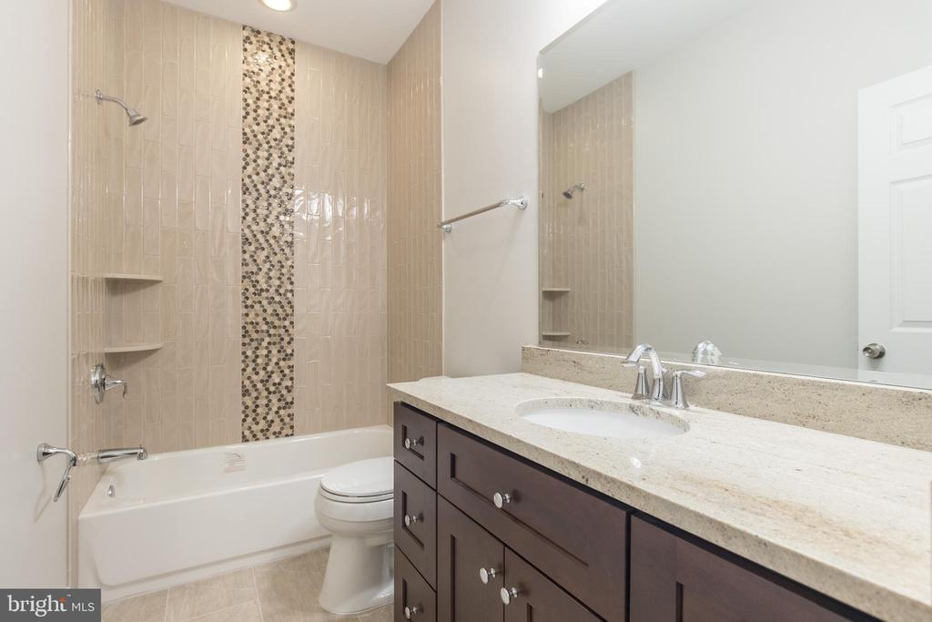 Bathroom Tile Work - 8317 ROLLING RD, SPRINGFIELD