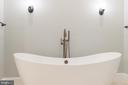 Relaxing Soaking Tub - 8317 ROLLING RD, SPRINGFIELD