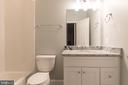 Bathroom 2 - 8317 ROLLING RD, SPRINGFIELD