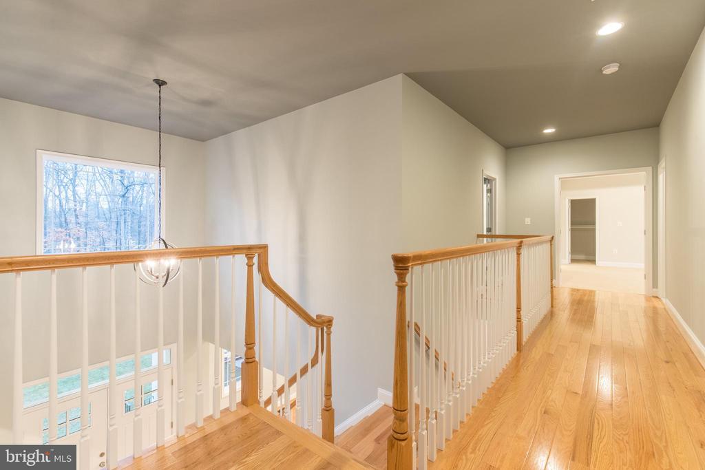 Upper Level Hallway - 8317 ROLLING RD, SPRINGFIELD