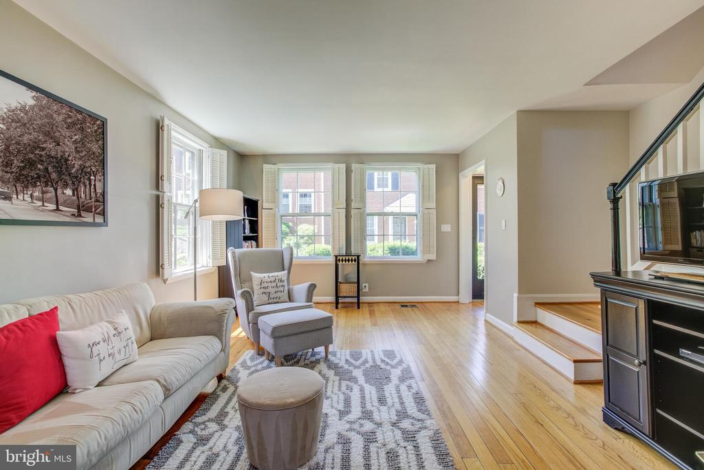 Freshly Painted in Modern Paint Colors - 3232 S STAFFORD ST, ARLINGTON