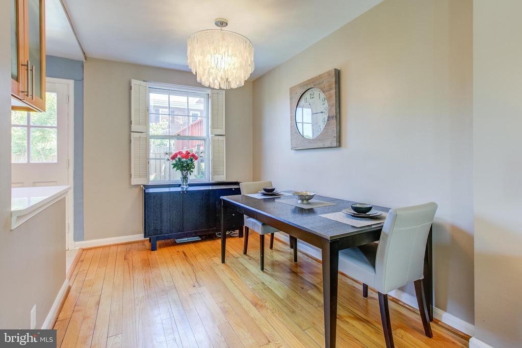 Dining Room - 3232 S STAFFORD ST, ARLINGTON